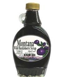 Montana Wild Huckleberry Syrup 10 Oz MW10