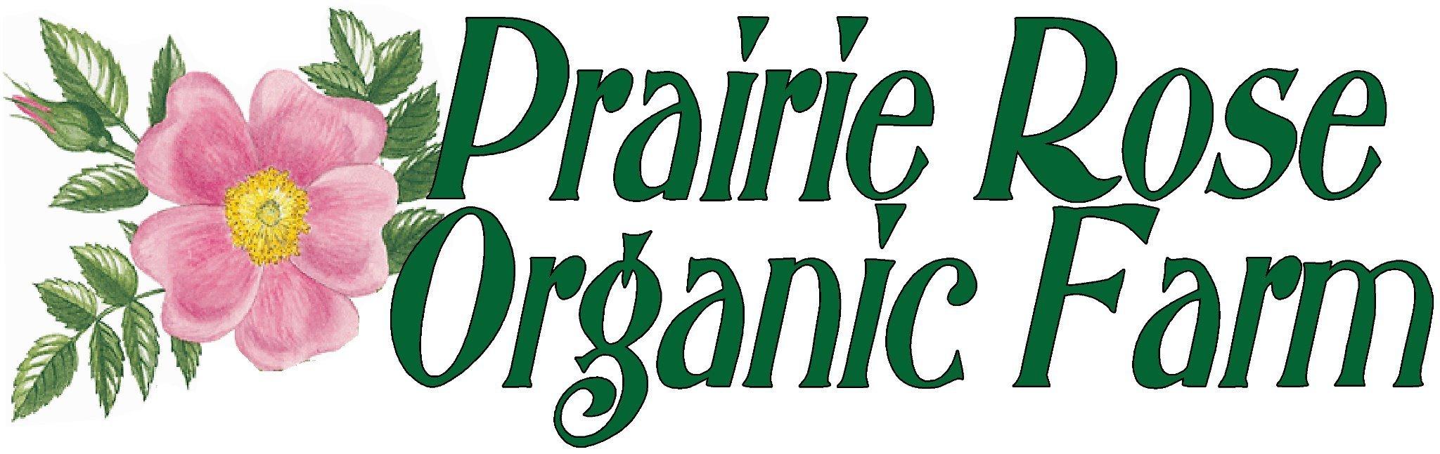 Prairie Rose Organic Farms 5lb Flax proflax5