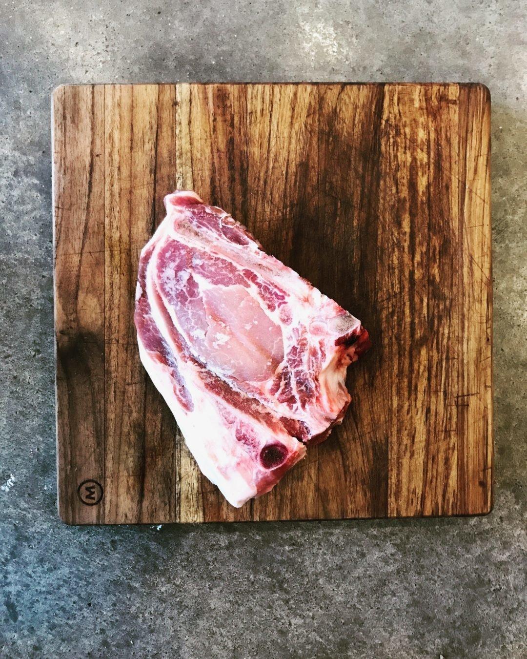 Bluestone ranch Pork Chops bsr03