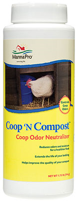 Manna Pro Coop N Compost Coop Odor Eliminator 095668021115