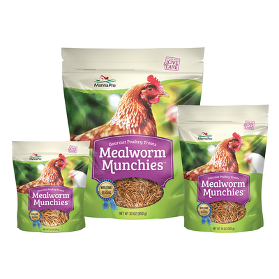 Manna Pro Mealworm Munchies 30oz 1310275