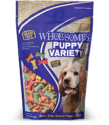 Wells Sportmix Original Choice Variety Puppy Dog Biscuit Treats 2lb 408-426-15