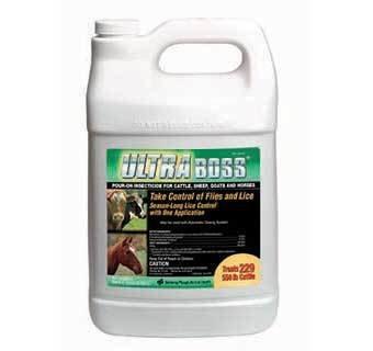 Ultra Boss Pour On Gallon B5828PYHR0PEA