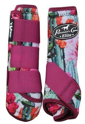 Pro Choice Ventech Elite Sport Boots 4 Pack Desert Flower 782146307051