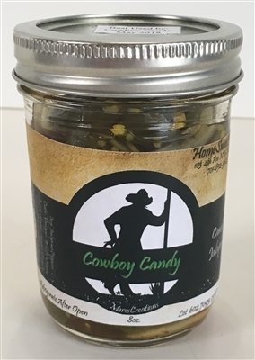 Cowboy Candy Candied Jalepenos 8oz 211513366495