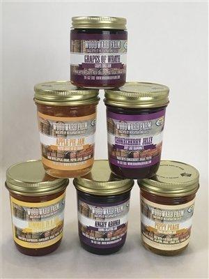Woodward Farms Apple Pie Jam 211512810708