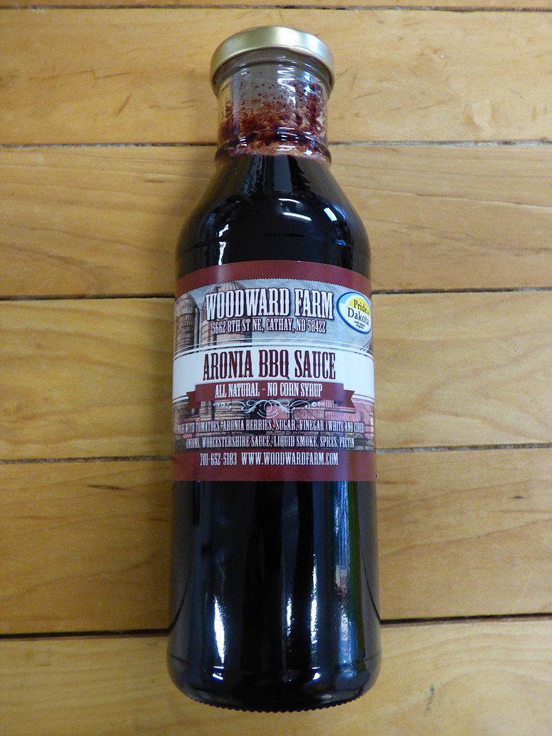Woodward Farms Aronia BBQ Sauce 211522460542