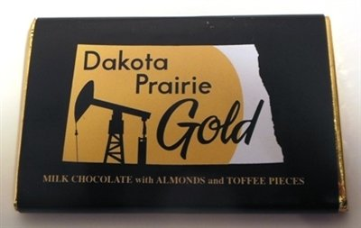 DSB Dakota Prairie Gold Candy Bar 210296410630