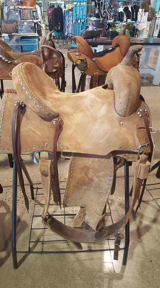 Corriente Barrel Saddle 14 5