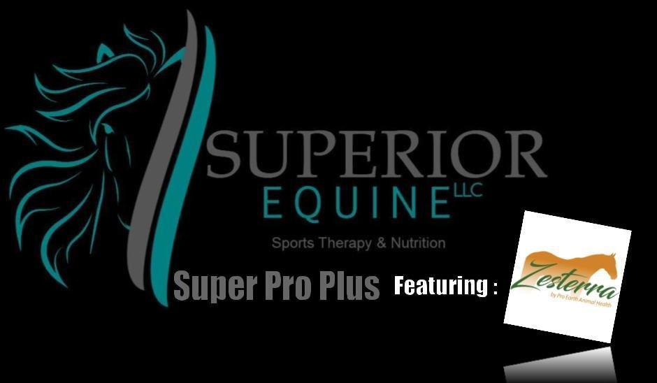 Superior Equine Super Pro PLUS + Zesterra superproplus
