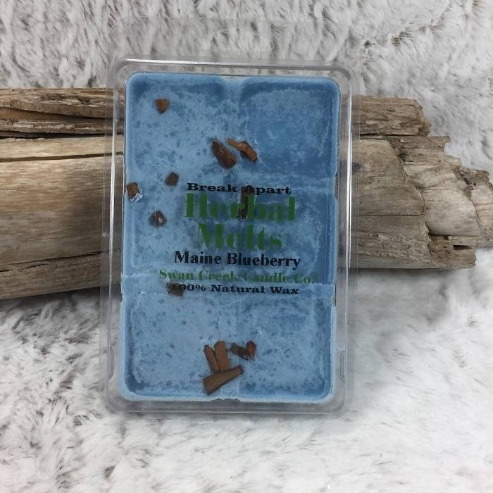 Swan Creek Maine Blueberry Herbal Melts 751107022180