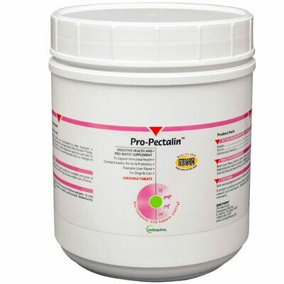Vetoquinol Pro-Pectalin Про Пекталин 250 шт