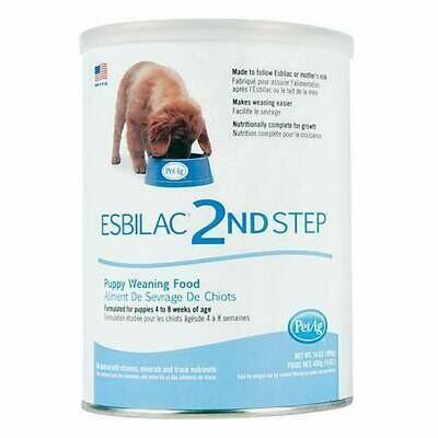 PetAg Esbilac 2 Step, для щенков