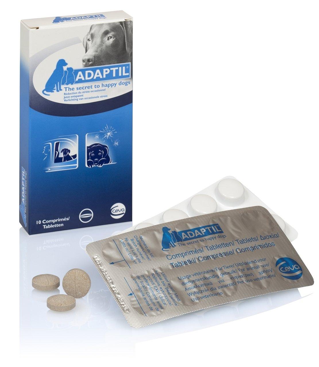 Adaptil  Stress Relief  успокоительные таблетки для собак 0072 A7