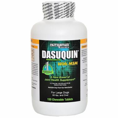 Dasuquin with MSM (Дазикин с МСМ) для крупных пород собак 0290 E2.13