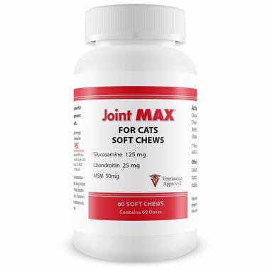 Joint Max (Джойнт Макс) для кошек, жев. таблетки