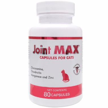 Joint Max (Джойнт Макс) хондропротектор в капсулах для кошек