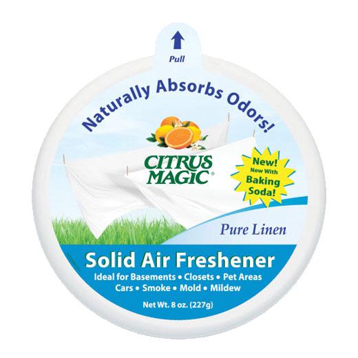 Citrus Magic Pet Odor Absorbing Solid Air FreshenerОсвежитель воздуха 227 г 0121 E4