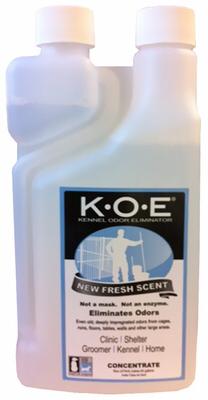 KOE Concentrate Fresh Scent Концентрат для уборки - удаления запахов и пятен 0111 E4