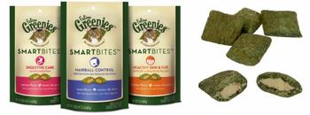 Greenies Лакомство Гриниз для кожи и шерсти 60г.