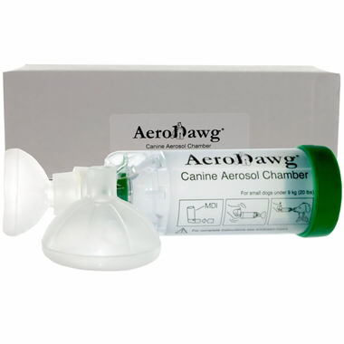 AeroDawg Canine Aerosol Chamber / Спейсер АэроДог для собак