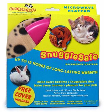 Snuggle Safe Грелка для домашних животных 0384 E1