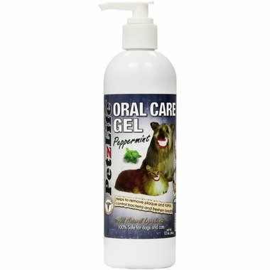 PetzLife Oral Care Gel Peppermint
