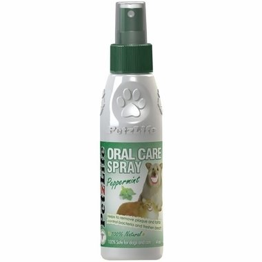 PetzLife Oral Care Peppermint Spray 0407
