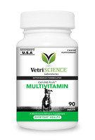 VetriScience Canine Plus Multivitamin витамины для собак уп.90 шт 02042-90 E2.5