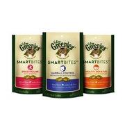 Greenies Smart Bites Hairball Control вывод шерсти, лакомство, уп. 60 г