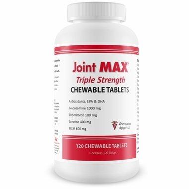 Joint Max Джойнт Макс 3 уровень, жевательные таблетки, для собак, уп. 120 шт