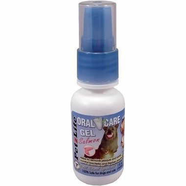 PetzLife Oral Care Gel Salmon Oil