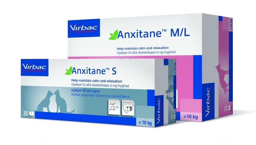 Virbac Anxitane S Вирбак Анкситан S уп. 30 таб.