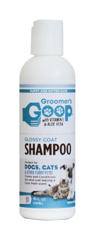Groomer's Goop Glossy Coat Pet Shampoo шампунь 0453 B5