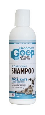 Groomer's Goop Glossy Coat Pet Shampoo шампунь