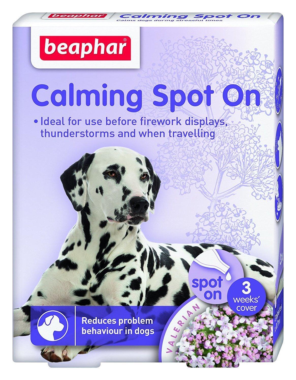 Beaphar Calming Spot On for Dogs уп.3 шт 0086 A15