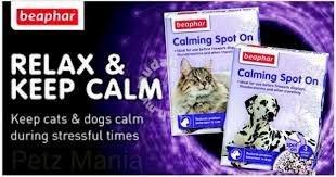 антистрессовые капли на холку для кошек и собак