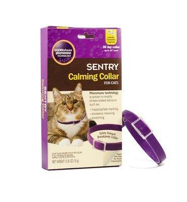 Sentry Calming Collar for Cats Ошейник с феромонами для кошек