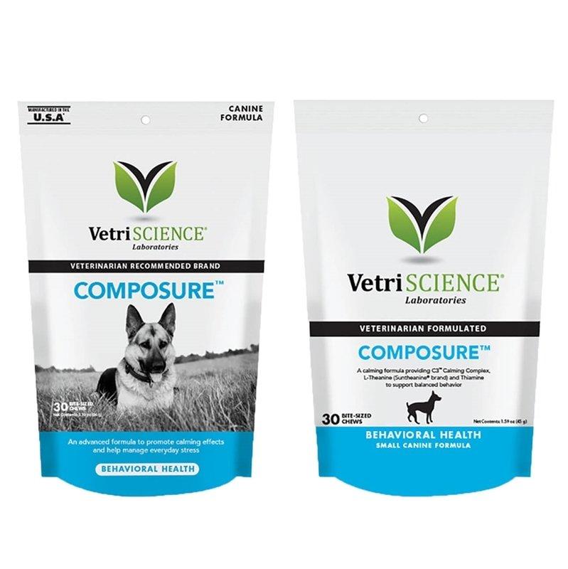 Vetri-Science Composure уп.45 г, 30 шт, для кошек и собак до 10 кг