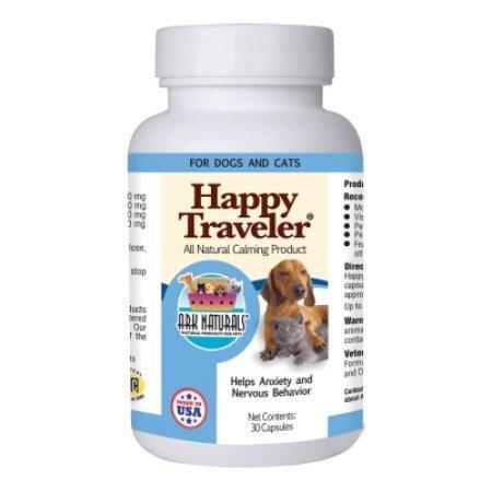 Happy Traveler для кошек и собак, уп. 30 капсул 0094 A5