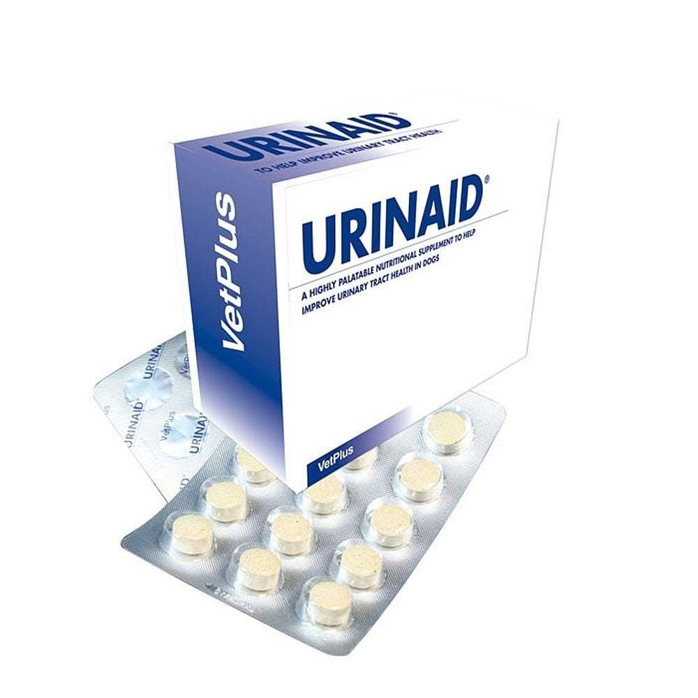VetPlus Urinaid (Уринайд) для собак, уп.60 шт