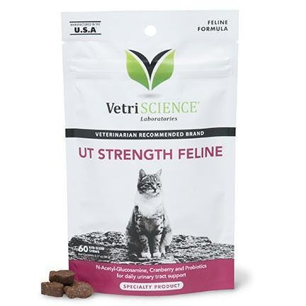 Vetri-Science UT Strength Feline для кошек 60 шт 0235 B7
