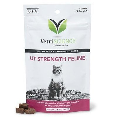 Vetri-Science UT Strength Feline для кошек 60 шт