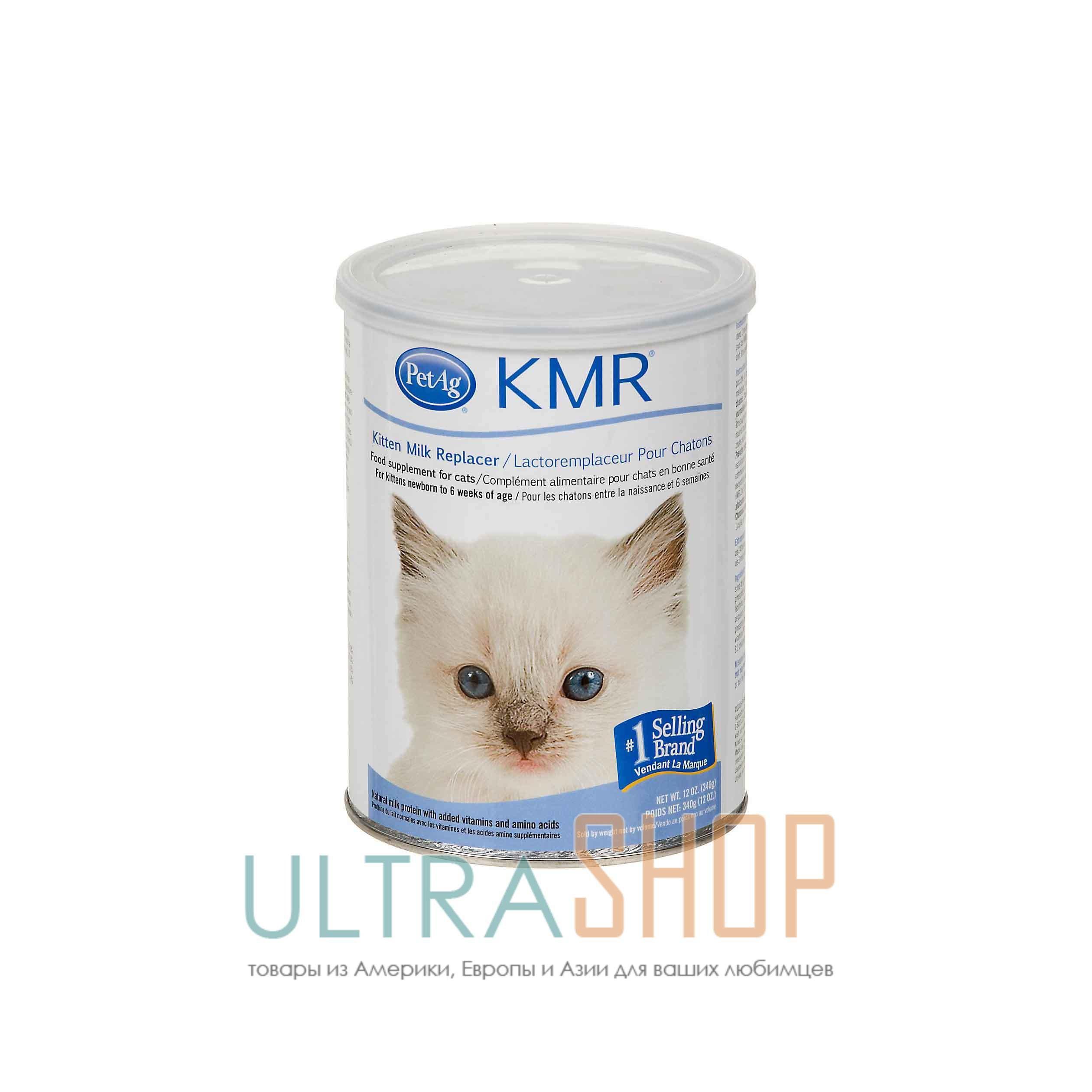 молоко КМР для кошек