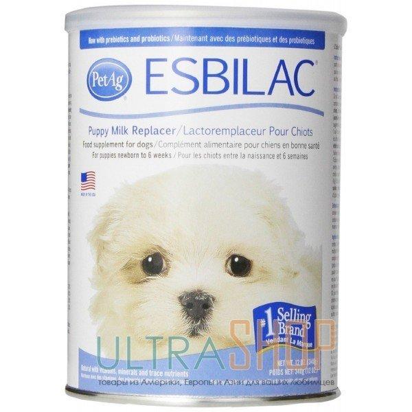 PetAg Esbilac для щенков, заменитель молока