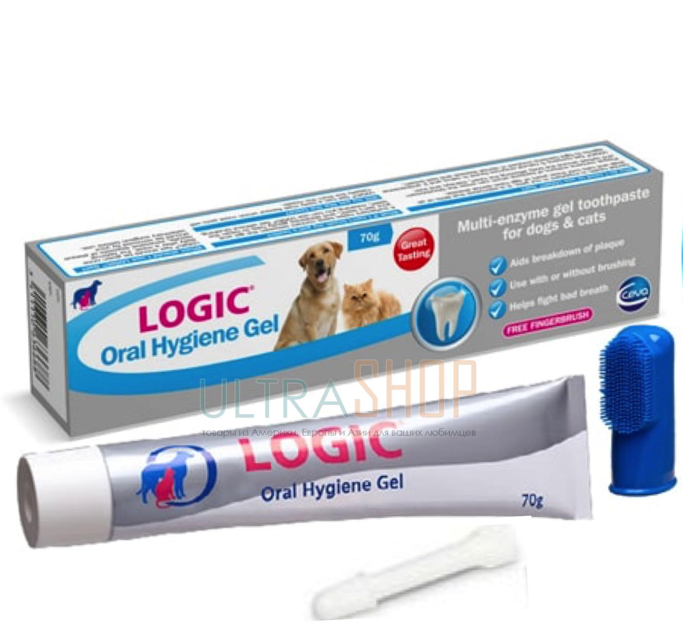 Ceva Logic Oral Hygiene Gel уп. 70 г