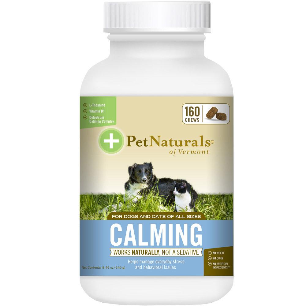 Pet Naturals Calming of Vermont успокоительное для животных 54062-160 A5