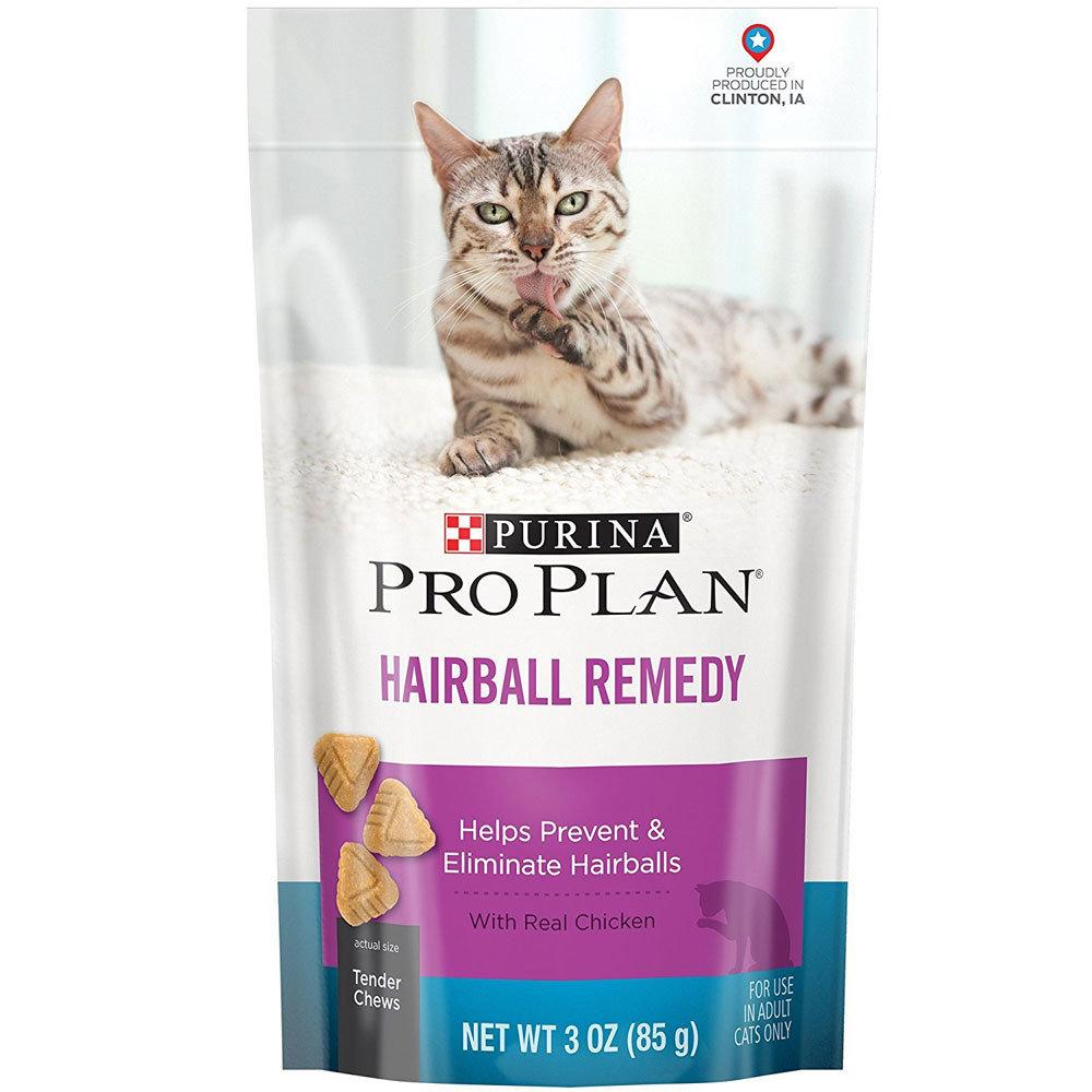 Purina Hairball Remedy лакомство для вывода шерсти, уп. 85 г 54062 A17