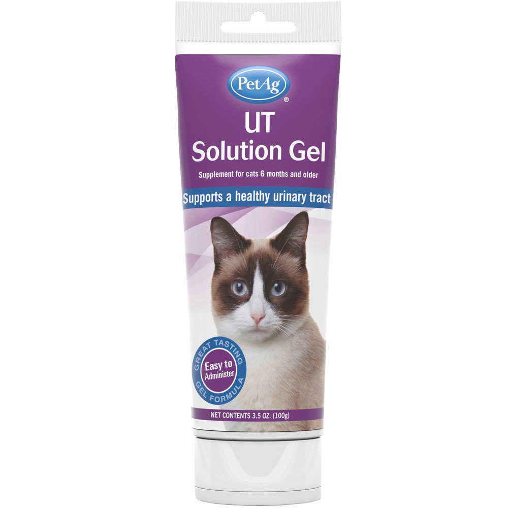 UT Solution Gel для кошек