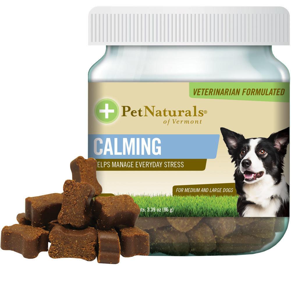 Pet Naturals Calming для средних и крупных собак